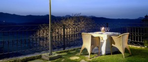 Parador Ronda restaurant terrace seating