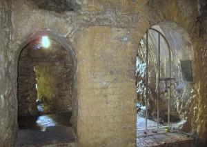 Ronda water mine caverns